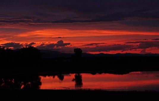 red ss lake