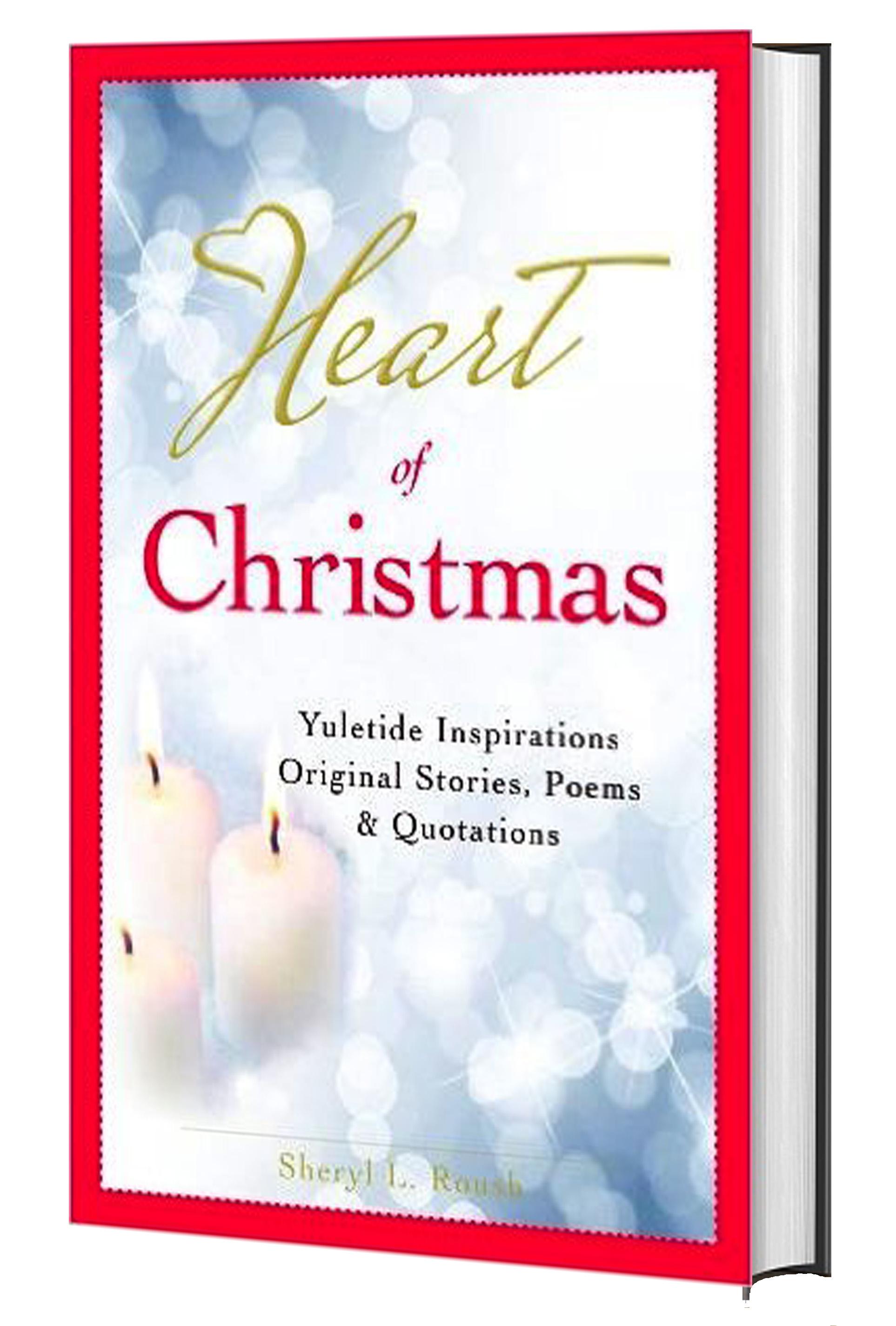 Heart Christmas 3D